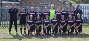 Ladies secure 1st win of season and clean sheet