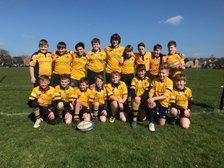 Burnham U13 triumph in Cup win against Woodford