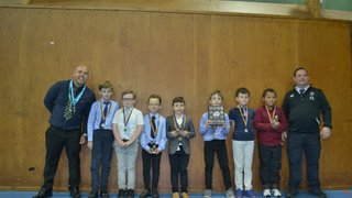 End of year Youth Awards