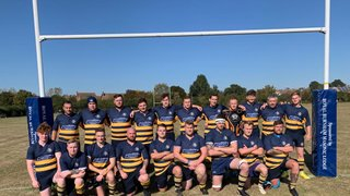 Burnham 1st XV triumph on the road