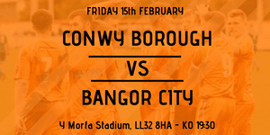 Match Preview - Bangor City FC