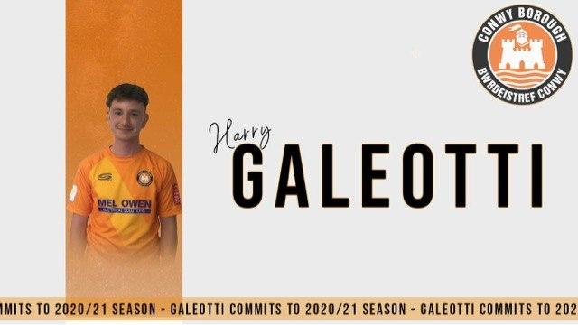 Squad Update - Harry Galeotti