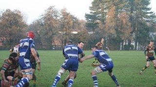 1s Versus Stroud 18-11-18