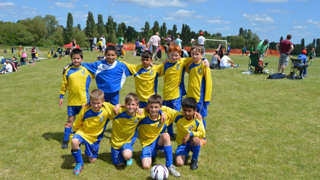 Under 13s Youth