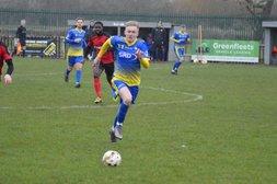 AVDFC 2 Eynesbury Rovers 1