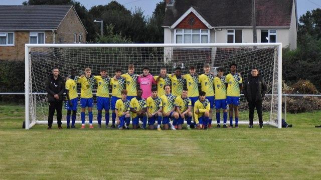 AFC Dunstable U18's 0-1 AVDFC U18's