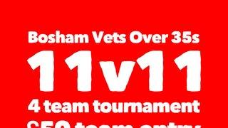 Bosham FC Vets  - Update