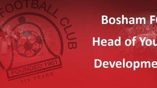 Head of Youth Development