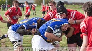 1st XV vs Wootton Bassett