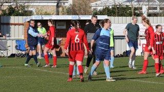 Regent Ladies v Brettvale FC 24/3/19