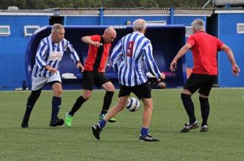 Margate Walking Football v Regent Walking Football 10.08.19