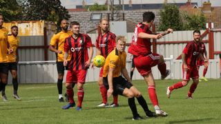 Regent unable to unlock shaky Merstham's defence