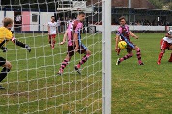 Corinthian Casuals v Brightlingsea Regent 31.08.2019
