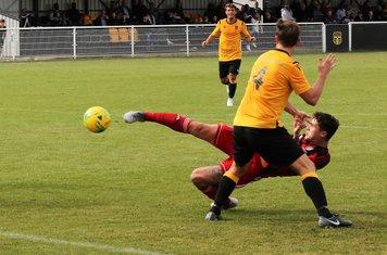 Cheshunt FC v Brightlingsea Regent - FA Cup 07.09.2019