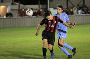 Brightlingsea Regent U18s v Brentwood Town U18s FA Youth Cup