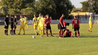 Reserves v Burnham Ramblers 21.09.2019