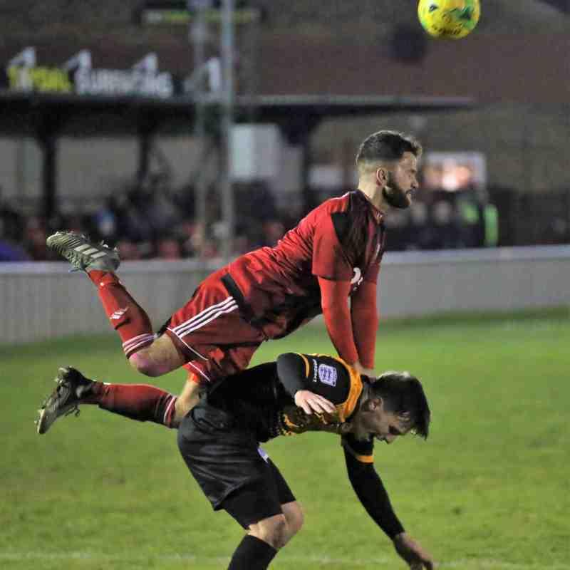 Brightlingsea Regent v Cray Wanderers 16.11.19