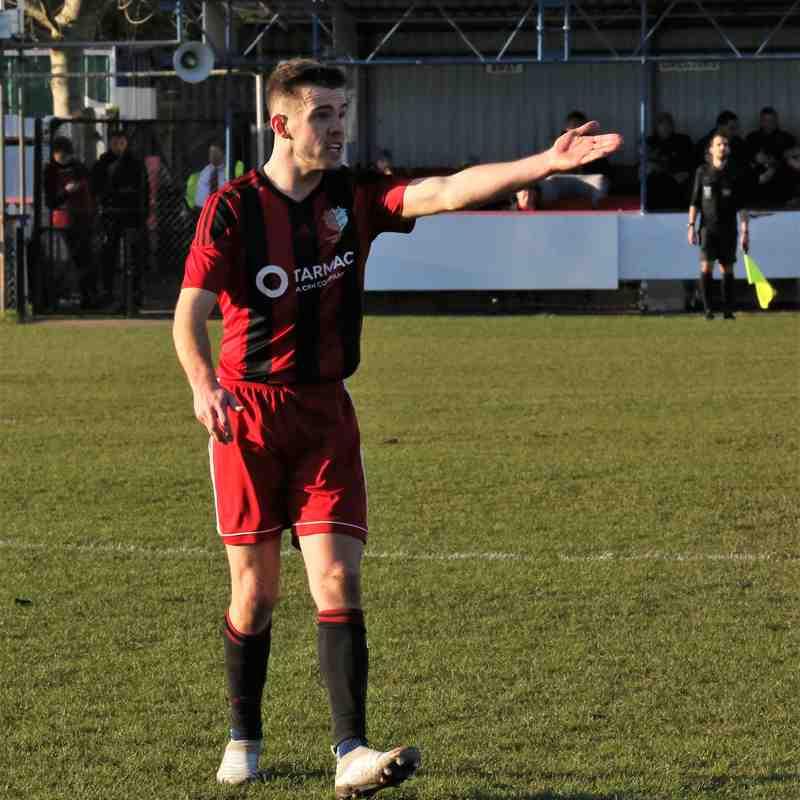 Kingstonian FC v Brightlingsea Regent 08.02.20