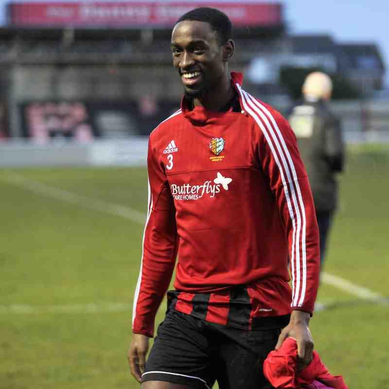 Brightlingsea Regent v Margate FC 15.02.20