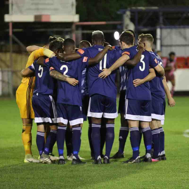 Corinthian Casuals 2 - 0 Brightlingsea Regent 06.10.2020
