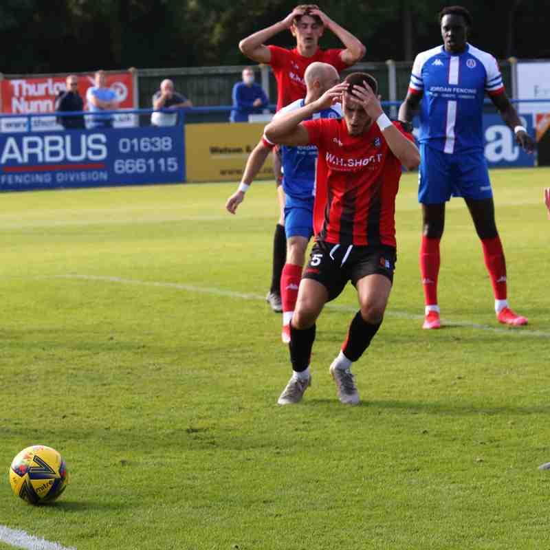 Leiston FC 3 - 2 Brightlingsea Regent (FA Cup) 04.09.2021