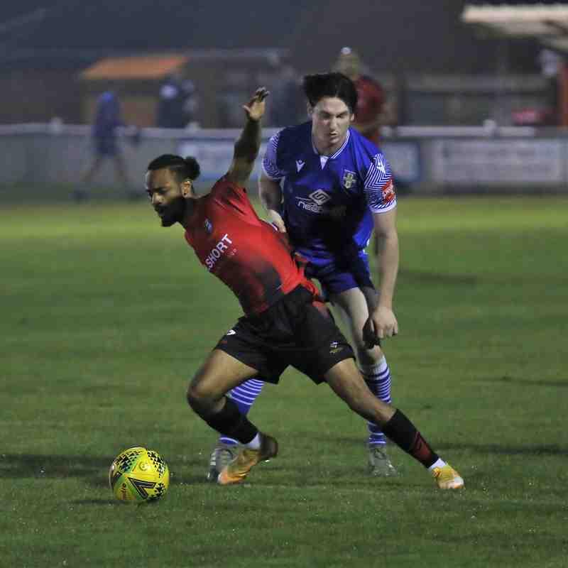 Brightlingsea Regent 1 - 4 Bishop's Stortford FC 14.09.2021