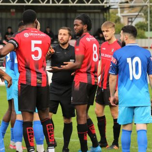 Wingate leave with the points at Regent