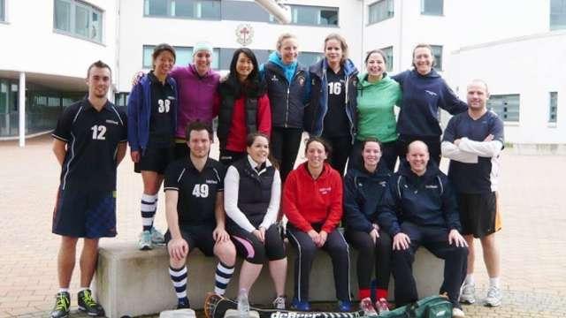 Capital vs Edinburgh 2nd Team Match Report