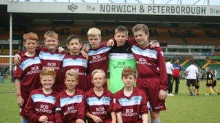 Norwich City Tournament June 2014