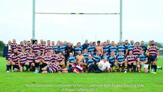California Bald Eagles V Gloucester Vets