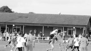 Hartley Wintney v Hanwell Town