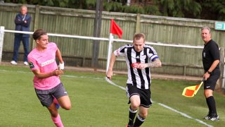 Hanwell Town v Enfield Town FA Cup