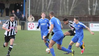 Bedford Town v Hanwell Town