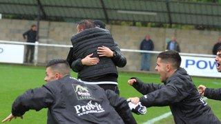 Hanwell Town v Lowestoft FA Cup