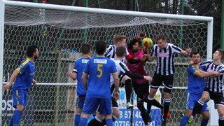 Hanwell Town 6  FC Romania 2