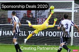 Sponsorship Opportunities 2020 - Hanwell Town FC