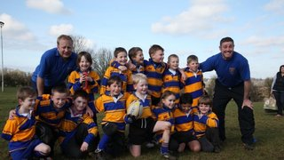 U8's v Frome