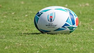 RUGBY WORLD CUP - ENGLAND V FRANCE - SATURDAY 12TH OCOTBER