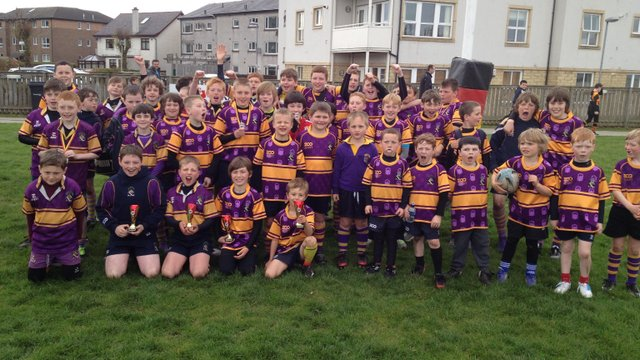 Marr Rugby Minis
