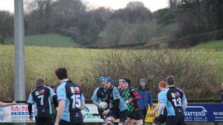 Ballymoney 1st XV v Clogher Valley, 28th Dec 2014