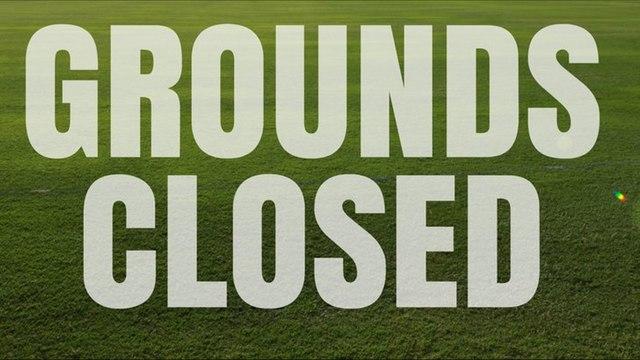 Club Grounds – Full Closure