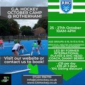 G.A. Hockey October Camp