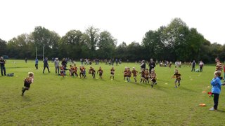 Under-7s at Toc H (Oct 5, 2014; by Mark)