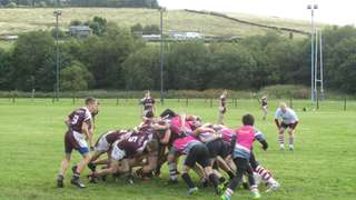 Manchester tamed by Rossendale rampage