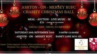 Club Charity Christmas Ball - Saturday 30th November.