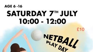 Netball Play Day