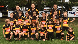 U10s undefeated at Prima Tiger Cup