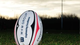 Chippenham RFC team up with global construction company M + W Group