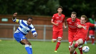 Oxford City v Chorley - League - 16.08.2014