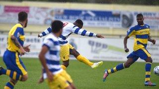 Oxford City v Solihull Moors (A) - League - 23.08.2014